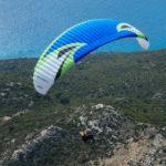 Полет на параплане в Турции